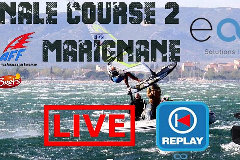 AFF Marignane : Le replay de la course n°2