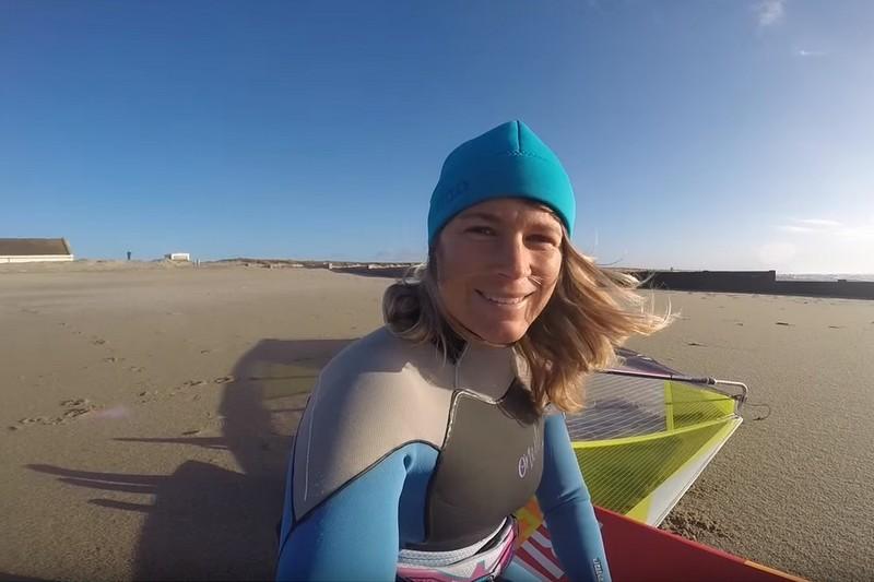 Vidéo : Sarah Hébert sous ses nouvelles couleurs