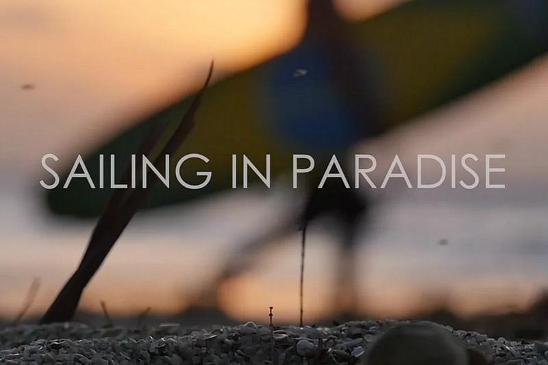 Vidéo : Sailing on Paradise