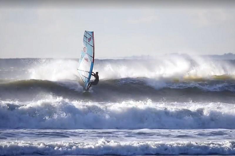 Vidéo : Un bel hiver dans le Morbihan