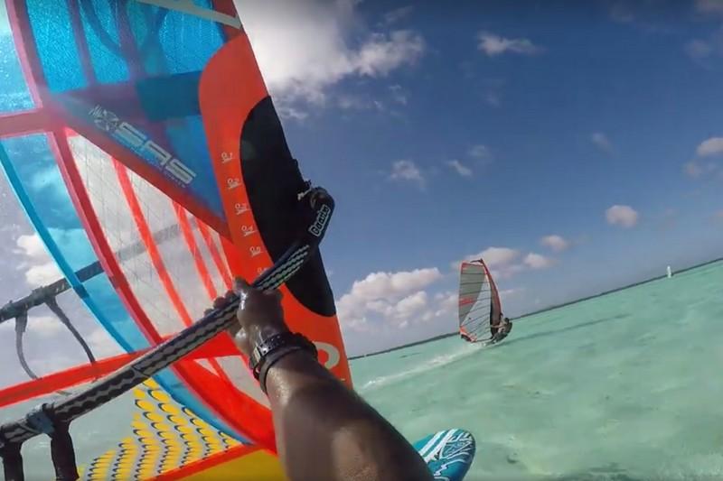 Vidéo : Du slalom avec Taty Frans