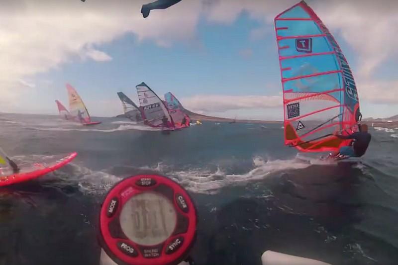 Vidéo : Du slalom à Tenerife