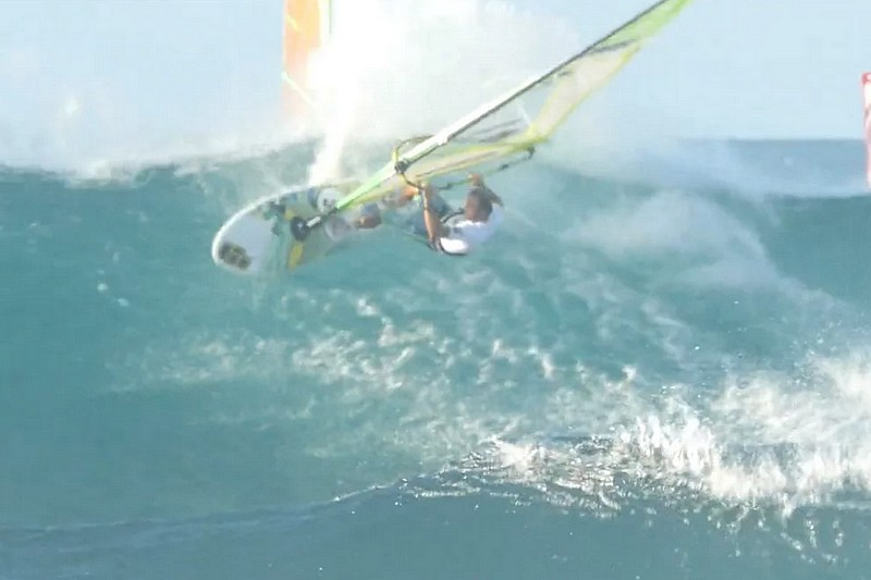 Vidéo : Le team Hot Sails à Hookipa