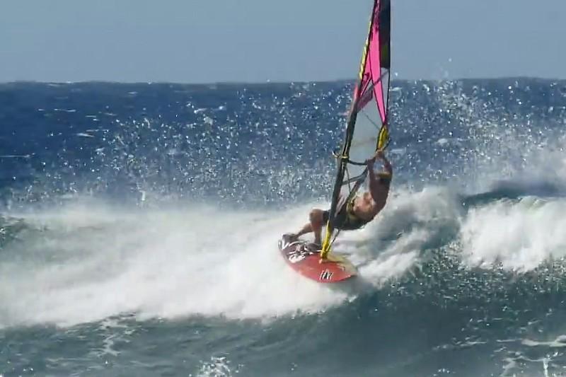 PWA Maui : Le team Naish à Hookipa
