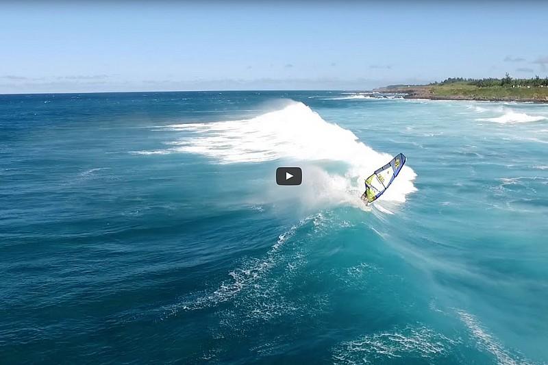 PWA Maui : Le team NeilPryde à Hookipa
