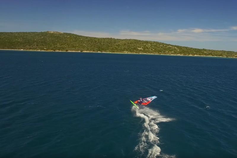 Vidéo : Wind Driven Journey - Episode 3