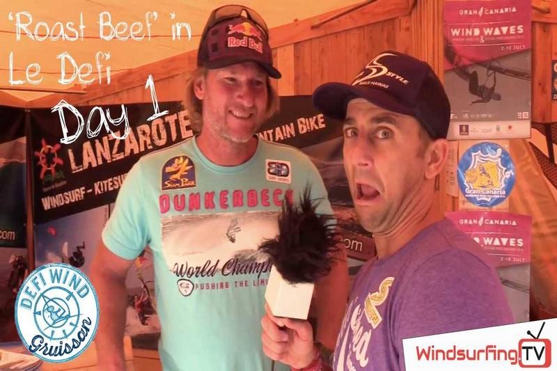 Vidéo : Roast Beef in Le Defi - Day 1
