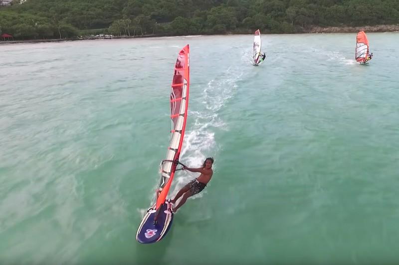 Vidéo : La Guadeloupe vue du ciel