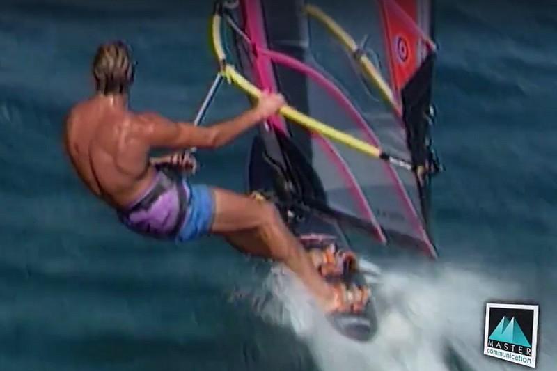Vintage : Laird Hamilton en action à Maui