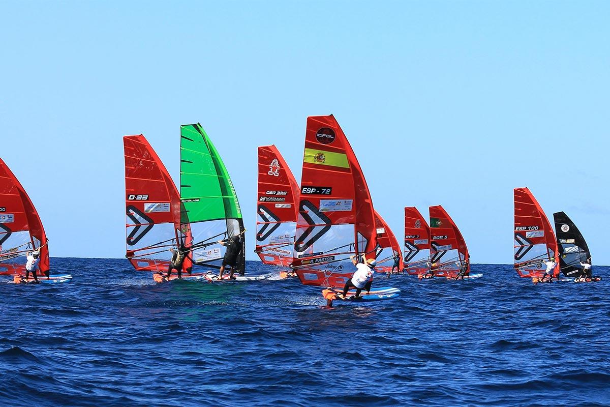Lanzarote Windfoil Challenge, la vidéo intégrale