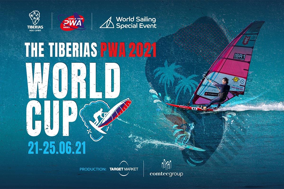 Tiberias PWA World Cup - Jour 5