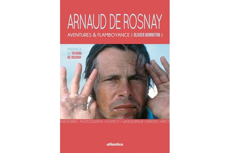 Arnaud de Rosnay, le livre