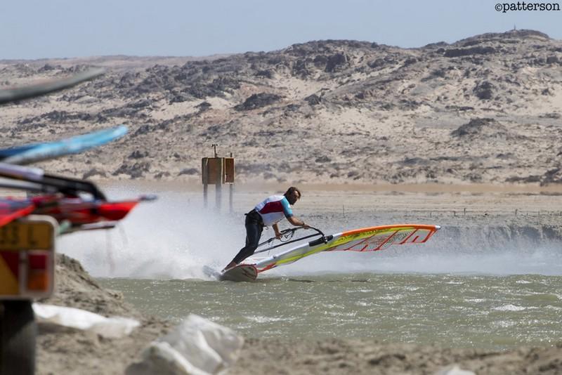 Lüderitz en rodage