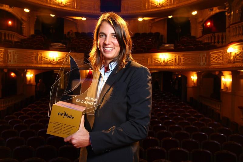 Charline Picon Marin de l'Année 2016