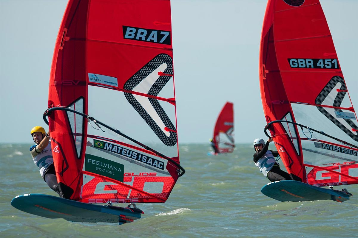 Mateus Isaac chez Starboard-Severne
