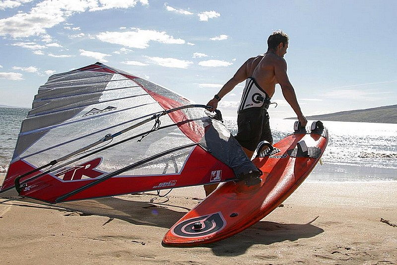 Bientôt du slalom chez Goya Windsurfing !