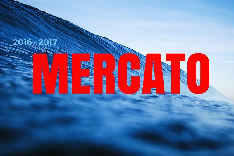 Mercato 2016 - 2017