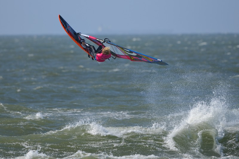 Du vent, des vagues et du spectacle !