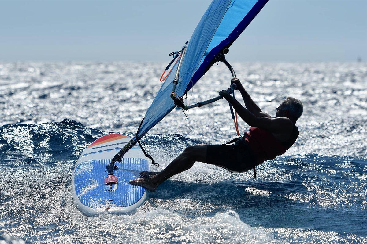 Stories - National Windsurfer - Jour 2