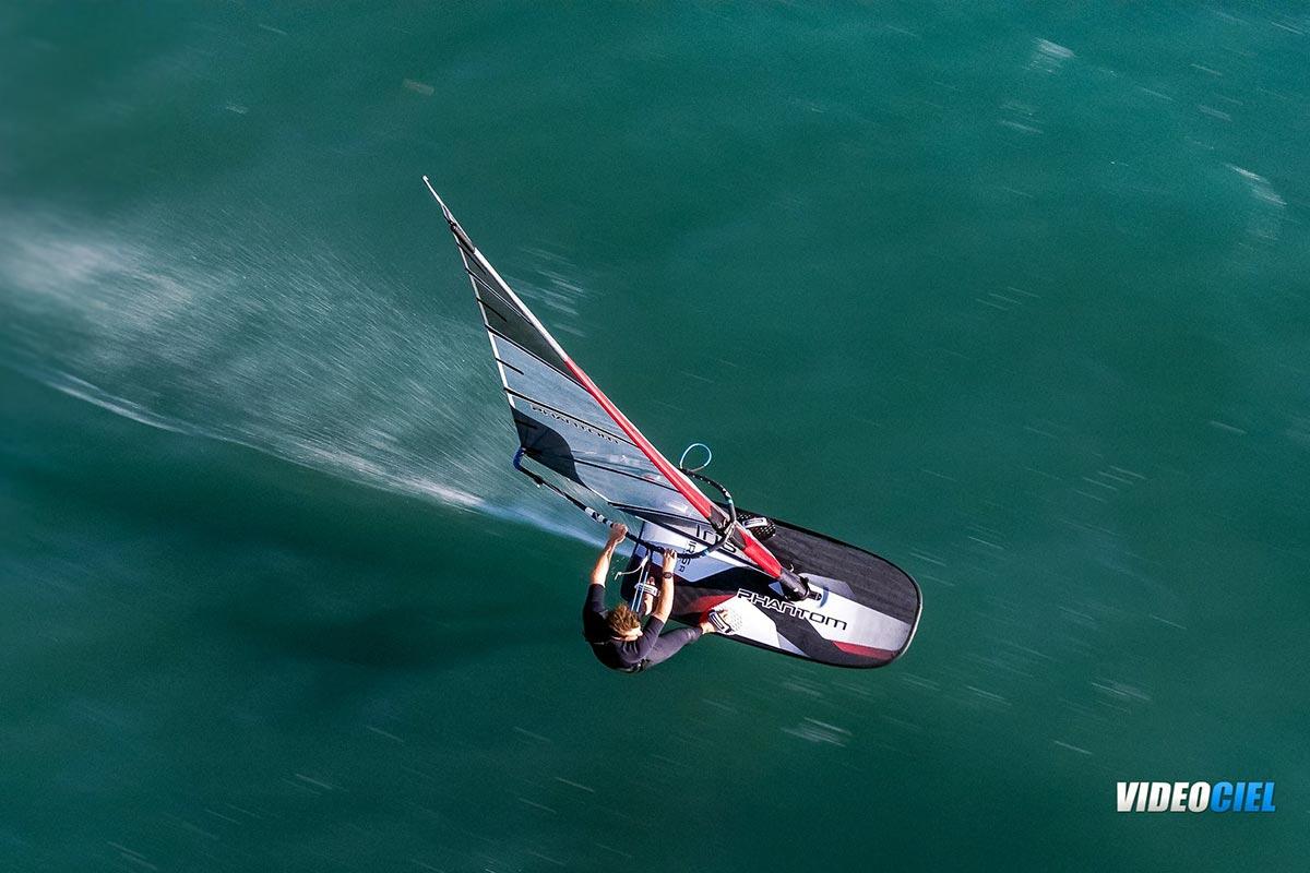 Nicolas Goyard chez Phantom Windsurfing