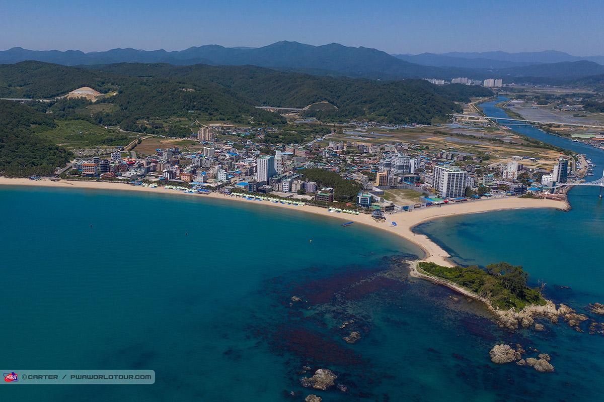 L'épreuve PWA en Corée du Sud annulée !