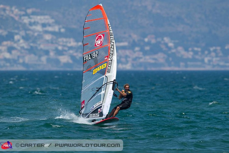 Du vrai windsurf !