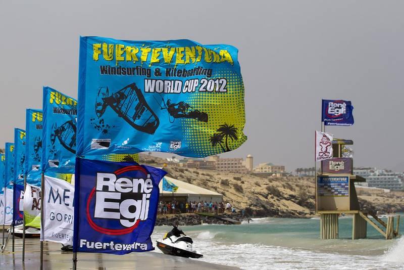 PWA Fuerteventura Freestyle World Tour