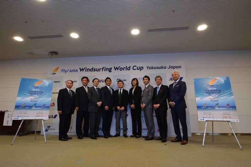 Une épreuve PWA au Japon en 2017 !
