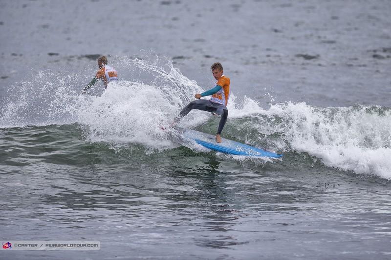 Du SUP surfing faute de mieux
