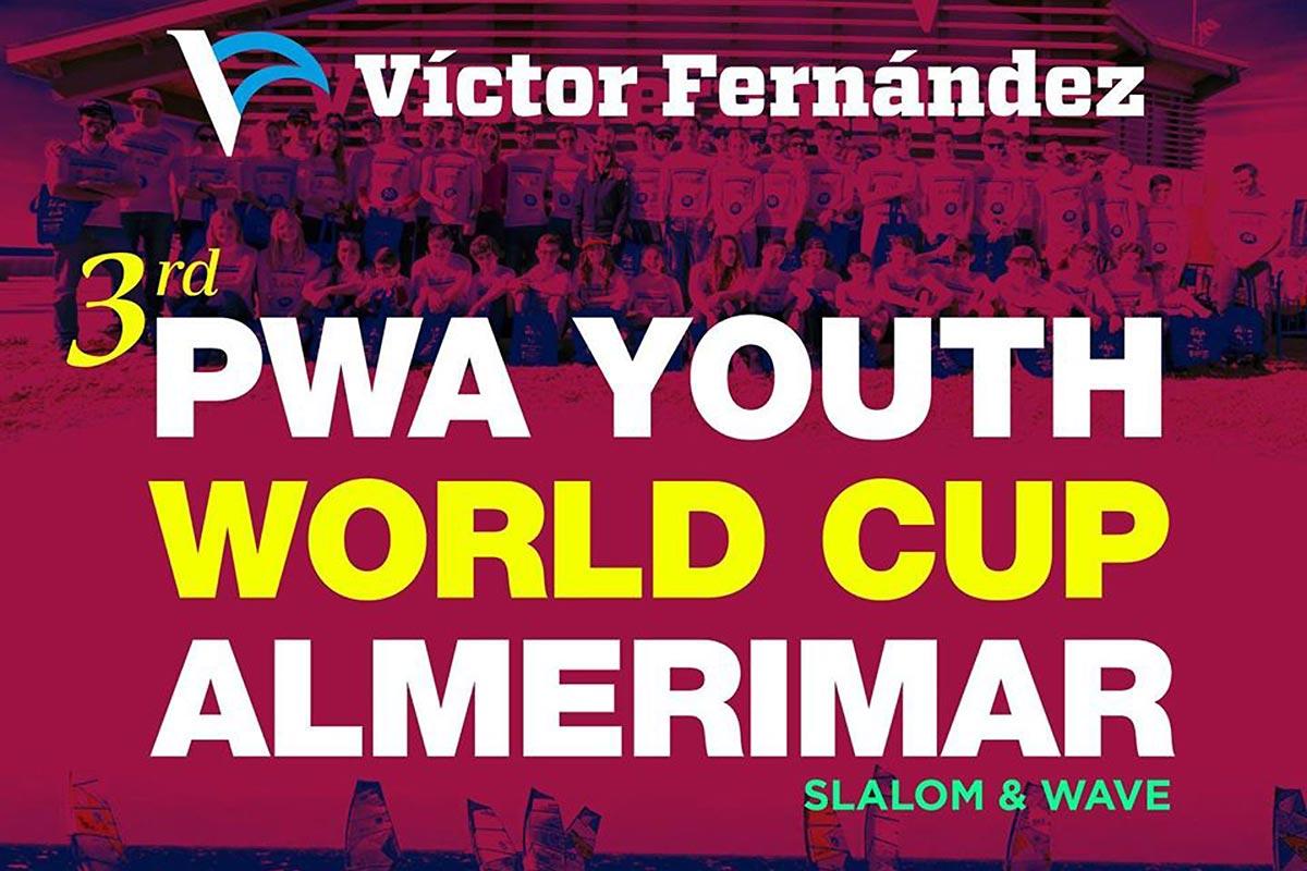 Victor Fernandez PWA Youth World Cup Almerimar 2020