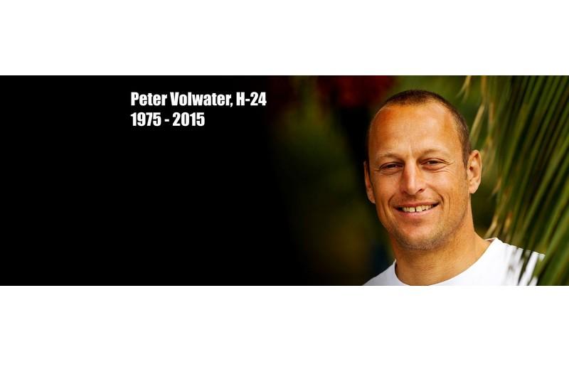 Décès de Peter Volwater