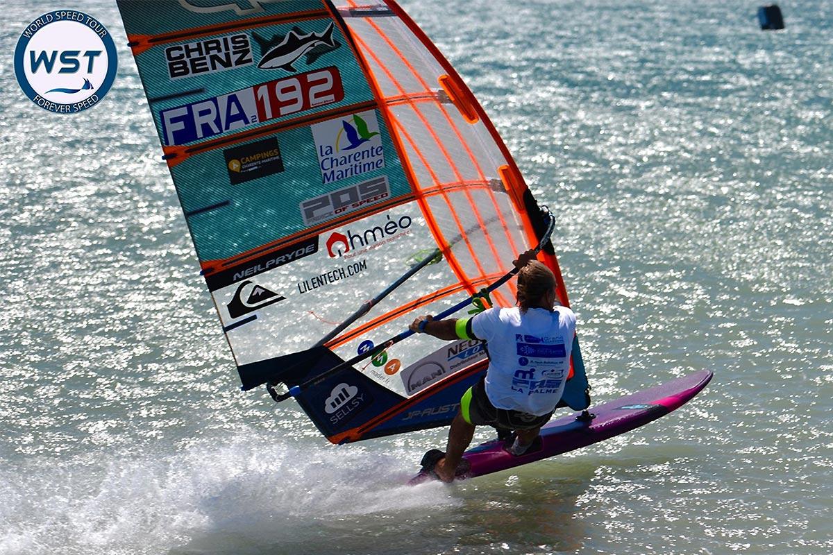 Le Record Du Mille Nautique Pour Antoine Albeau Windsurf Journal 20 07 2020