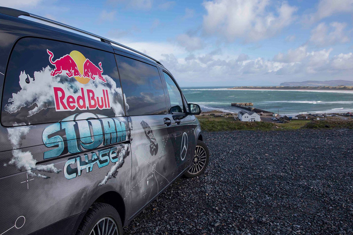 Red Bull Storm Chase, les premières images !