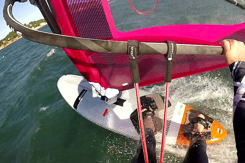 Test RRD Freestyle Wave V5 LTD 104