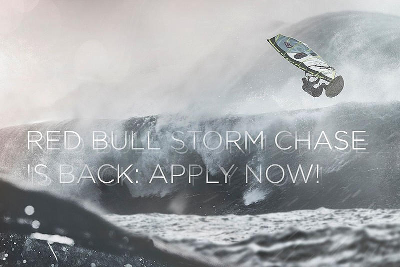 Red Bull Storm Chase, le retour !