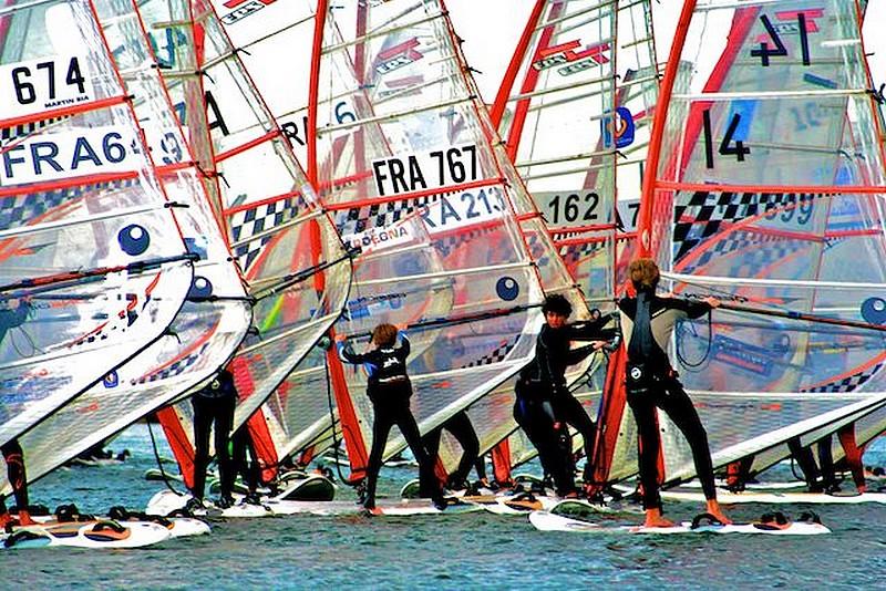 Interligue windsurf à Armentières