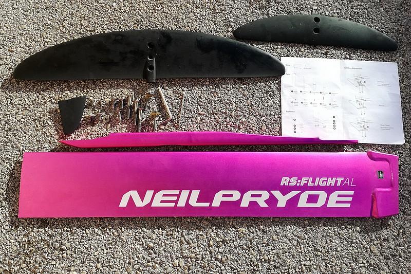 Revue de détails NeilPryde RS:Flight AL
