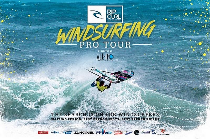 RipCurl Windsurfing Pro Tour