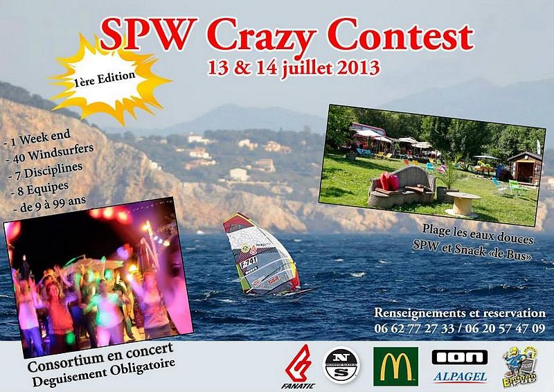 SPW Crazy Contest