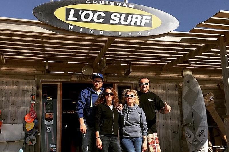 Le shop du mois - L'Oc Surf