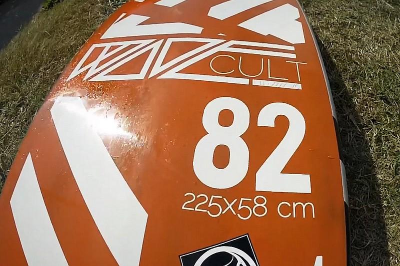 Revue de détails - RRD Wave Cult Ltd V6 82
