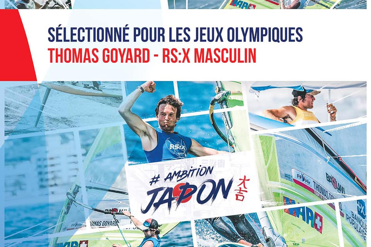 Thomas Goyard sélectionné pour Tokyo 2020