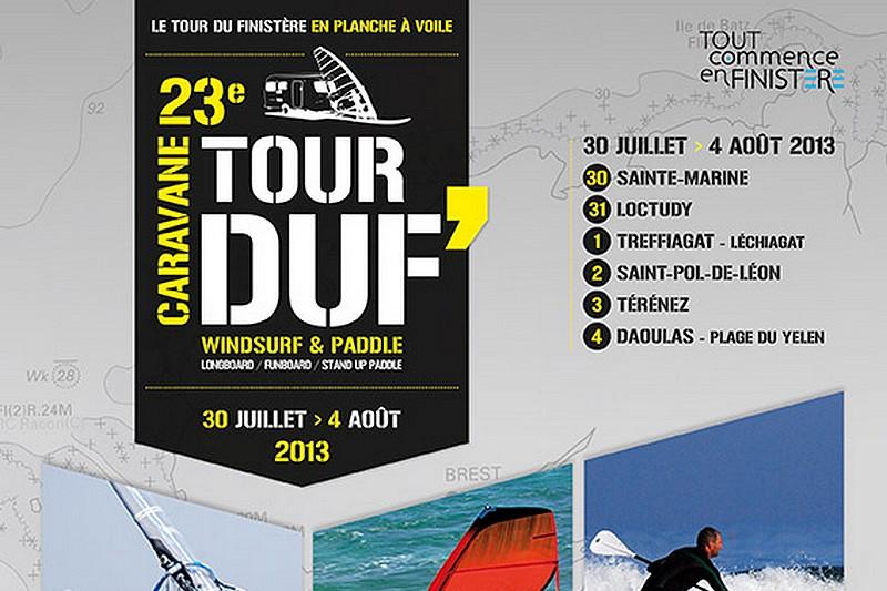 Tour Duf\' 2013