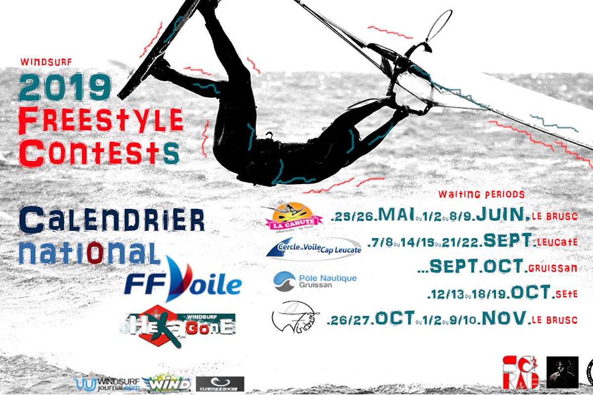 Un nouveau Tour National Freestyle en 2019