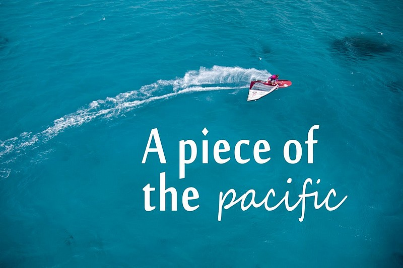 A Piece of the Pacific