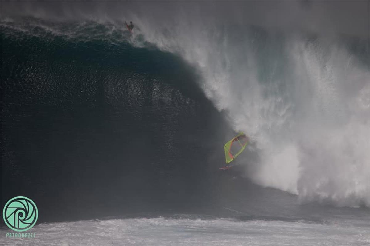 Adam Warchol, le récit de sa chute à Jaws