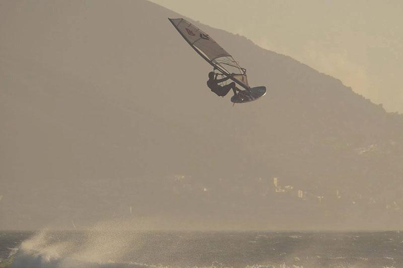 Adrien Bosson à Cape Town