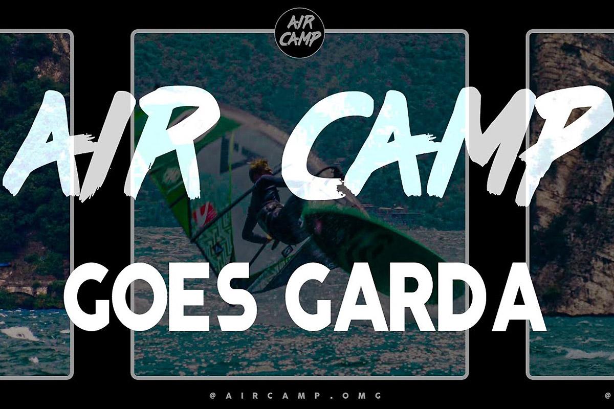 Air Camp Goes Garda