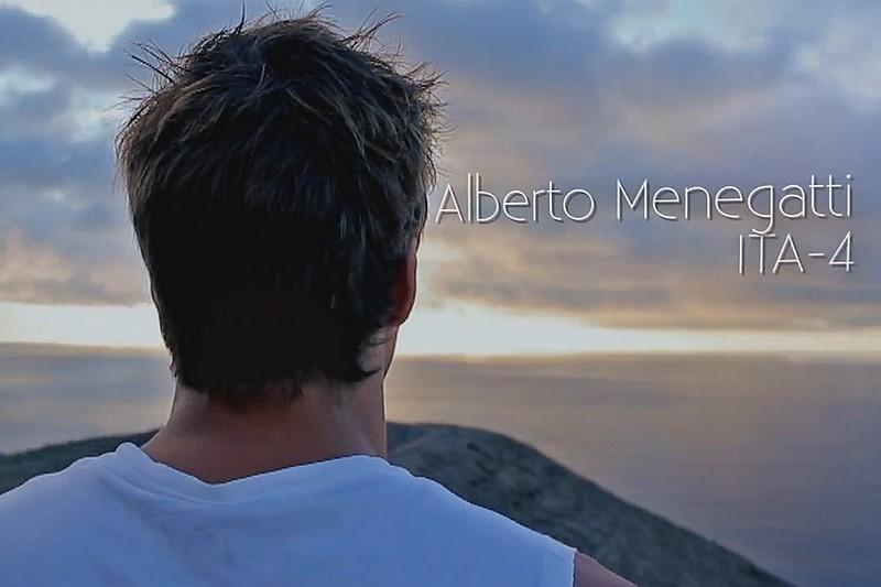 Alberto Menegatti - Winter training