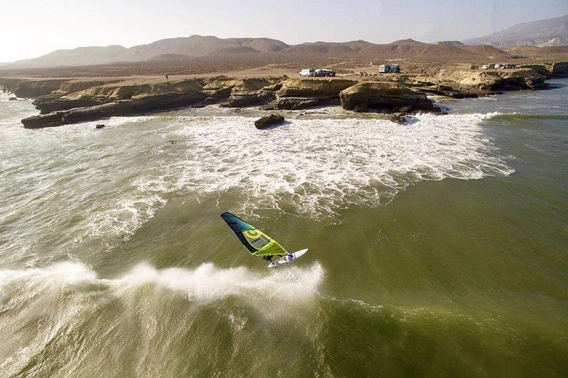 Antoine Martin en Baja California
